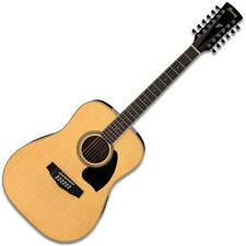 Ibanez PF1512-NT  PF 12 String Acoustic Guitar, Natural