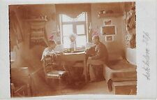 B82799 autokolone 286 military Kowel poland WW1  real photo  front/back scan