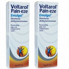 Voltarol Gel Over-The-Counter Pain Relief Medicine