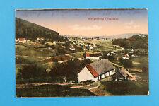 Alsace Bas-Rhin Elsass 67 AK CPA Wangenburg Vogesen 1917 Wangenbourg Fermes 1.WK