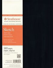 Strathmore 400 Softcover Sketch 7.75x9.76. Is