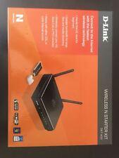 Router d-link dlink dkt 400 wireless wifi + pennetta wifi computer pc internet