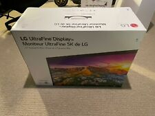 LG 27 Inch UltraFine 5K IPS Monitor with macOS mac Compatibility - LIGHTLY USED