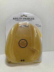 FINIS ~  Agility Paddles For swimming ~ Size:  Medium ~ Floating Material