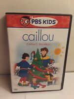 Caillou - Caillous Holidays (DVD, 2005) PBS Kids Ex-Library