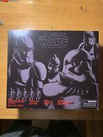 Star Wars Black Series Trooper 4 Pack Exclusive Clone Stormtrooper