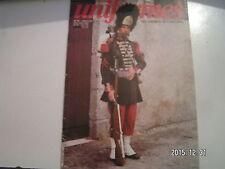 *** Uniformes Magazine n°55 Fantassin Polonais de 39 / Casquette d'Afrique