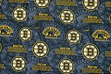 Boston Bruins Handcrafted Face Mask