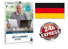 StarMoney starfinanz 12 Jahreslizenz inkl Premiumsupport Basic ESD/ Download DE