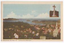 Croix sur la Montagne BIC Rimouski Bas-Saint-Laurent Quebec Canada 1940s PECO