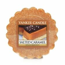 X24 Salted Caramel Yankee Candle Wax Melts Boxed RARE Retired Genuine