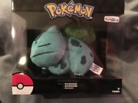 Pokemon 8in Plush Bulbasaur (Toys R Us Exclusive)
