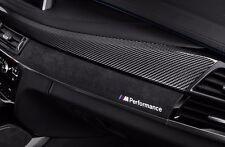 Genuine BMW F15 X5 F85 X5M M Performance Carbon Fiber Interior Trim Set - RHD