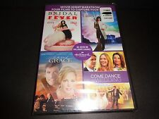 HALLMARK MOVIE-NIGHT MARATHON-4 movies-BRIDAL FEVER,GOOD WITCH,FOR LOVE OF GRACE