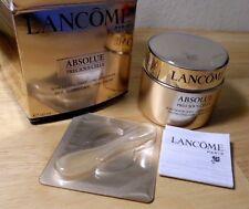 NIB LANCOME ABSOLUE PRECIOUS CELLS Revitalizing Care ~ Silky Cream 1.7/50ml