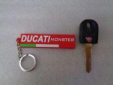 chiave + portachiavi  Ducati  748-749- 916- 996 -998- 999- 1098- monster-ss-