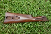Sharps Model 1859 - 1863 Walnut Carbine Rear Stock Buttstock PatchBox Cut Great