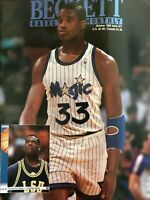 BECKETT BASKETBALL MAGAZINE OCT 1992 ISSUE #27 SHAQUILLE O'NEAL