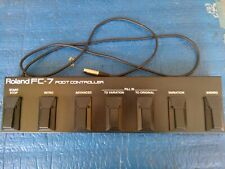 Roland Fc7 Foot Controller
