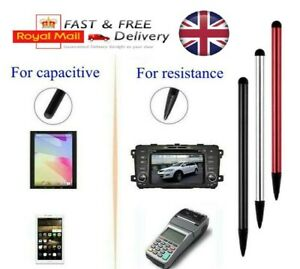 Dual Use Stylus Touch Screen Pen For iPad iPod iPhone PDA Samsung PC
