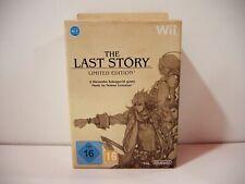 The Last Story Nintendo Wii Pal Euro