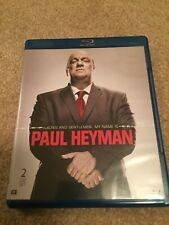 WWE: Ladies and Gentlemen My Name is Paul Heyman 2-disc Blu-ray