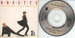 Roxette CD-SINGLE  DRESSED FOR SUCCESS  ( 3inch )