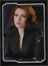 MARVEL - THE AVENGERS - STICKER COLLECTION - No 36 - BLACK WIDOW - By PANINI