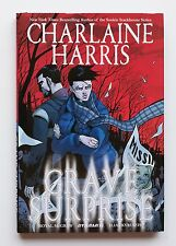 Charlaine Harris Grave Surprise Hardcover Dynamite Graphic Novel Comic Book