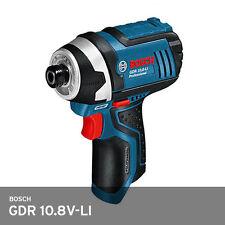 Bosch GDR 10.8V-LI Cordless Impact Driver 2lbs * Bulk Type Package / Body Only *