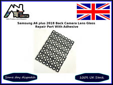 Samsung Galaxy A6 Plus 2018 A605FN Back Rear Camera Glass Lens Adhesive Replace