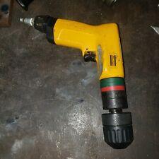 Altas Copco Pneumatic Pistol Grip Drill Lbb24 H005 450 Rpm Keyless Chuck 38