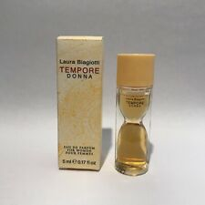 Laura Biagiotti Tempore Donna miniature parfum 5ml
