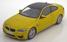 1:18 Paragon BMW m4 f82 Coupe 2014 yellowmetallic/carbone