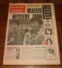 September Melody Maker Music, Dance & Theatre Magazines in English