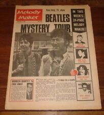September Melody Maker Weekly Music, Dance & Theatre Magazines