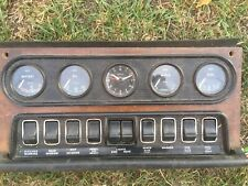 Jaguar Xj6  Cruscotto Dashboard