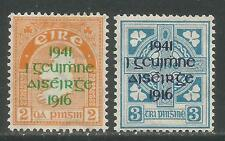 Ireland 1941 Easter Rebellion 25th Anniv--Attractive Topical (118-19) MNH