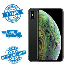 Apple iPhone XS 64GB Unlocked Space Grey Boxed With 1YR WARRANTY A++ Condition