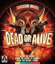 Dead Or Alive Trilogy [New Blu-ray]