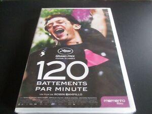 "DVD NEUF ""120 BATTEMENTS PAR MINUTES (120BPM 120 BPM)"" de Robin CAMPILLO - gay"