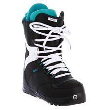 Burton Snowboard Boots Women's Coco Black - White Size 6