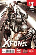 X-Force #1 (Vol 4)
