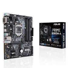 ASUS B360M-A Mainboard (Mikro-ATX, Intel, DDR4, SATA 6,0Gbit/s, M.2)