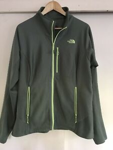 The North Face Moss Green Jacket Xl