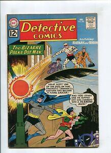 DETECTIVE COMICS #300 (6.0) *THE FISHERMAN COLLECTION* POLKA DOT MAN 1962