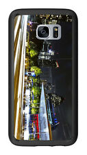 Dart Bus Stop Downtown Dallas Texas For Samsung Galaxy S7 G930 Case Cover by Ato