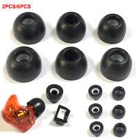 For Airpods Pro Wireless Earphones Parts Memory Foam Sponge Ear Tips Ear Buds