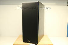 1x Elac Bassmodul 2-50 High End Passiver Subwoofer schwarz TOP Zustand