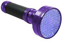 100 LED UV Blacklight Scorpion Flashlight Super Bright Detection Light 24750